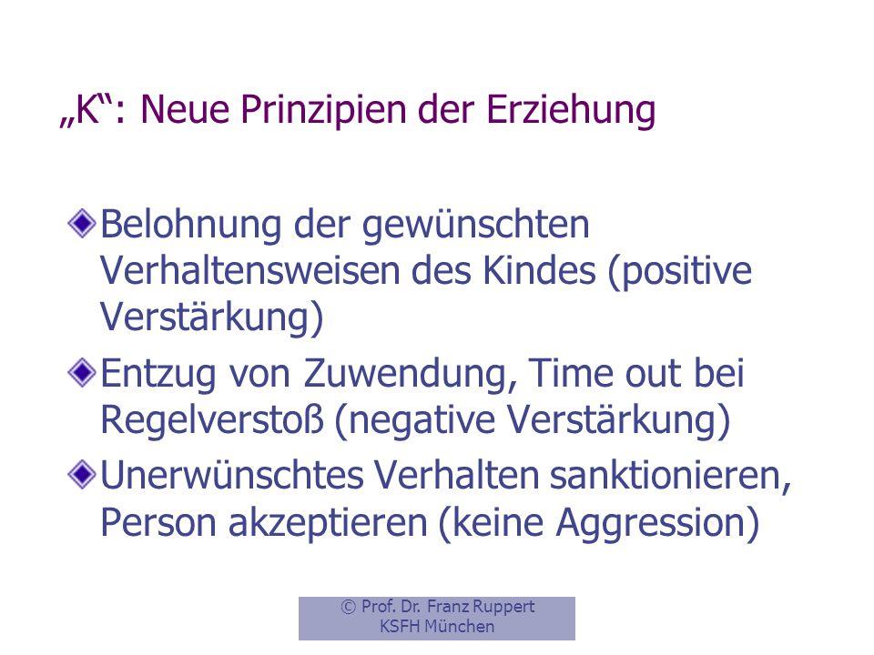 """""""K : Neue Prinzipien der Erziehung"""