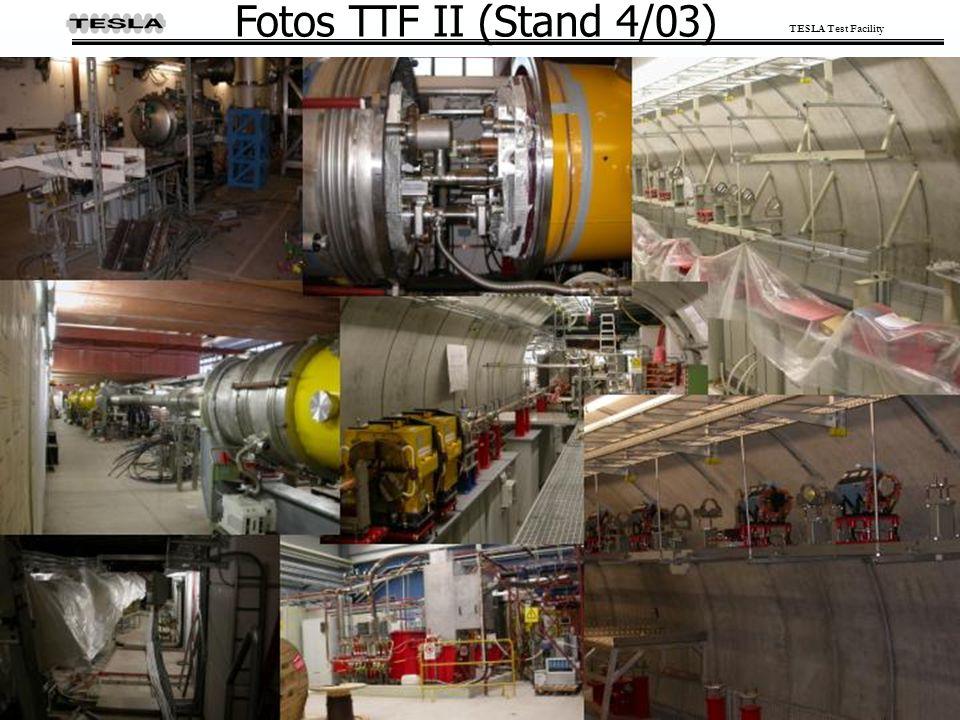 Fotos TTF II (Stand 4/03)