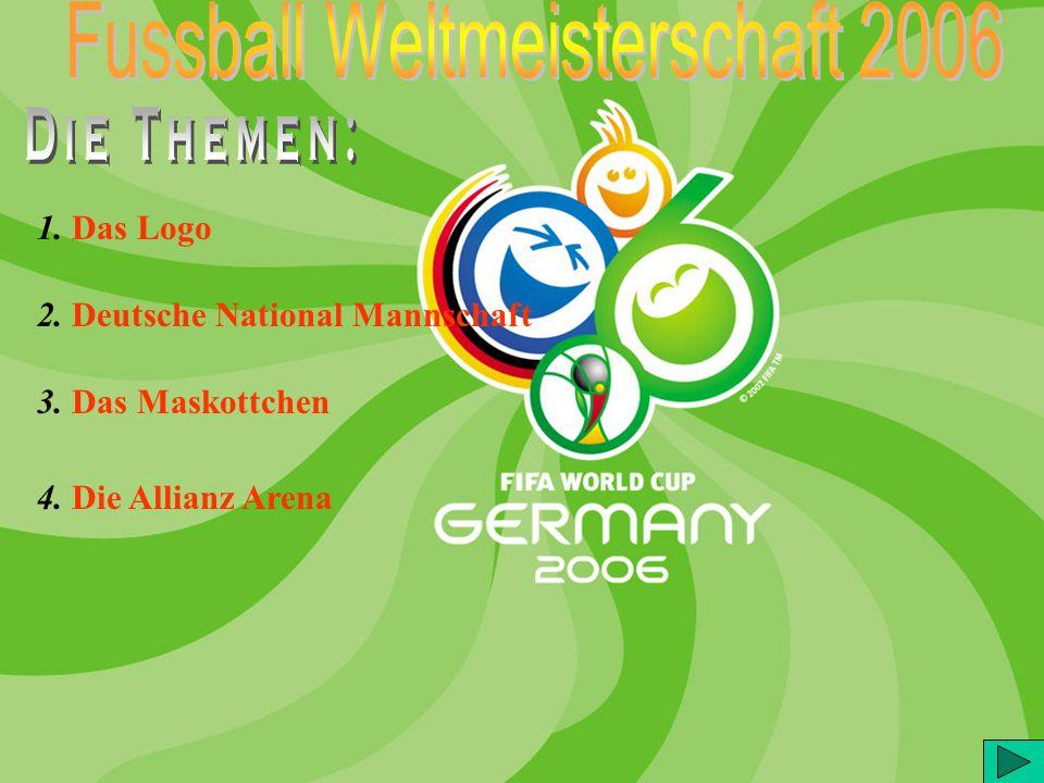 Fussball Weltmeisterschaft 2006