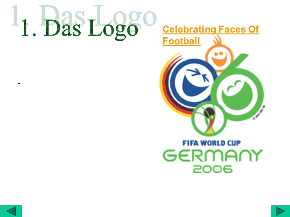 1. Das Logo Celebrating Faces Of Football -