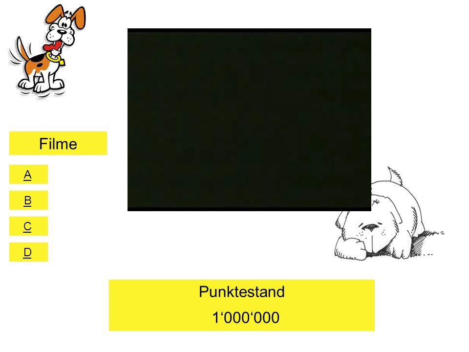 Filme A B C D 1'000'000