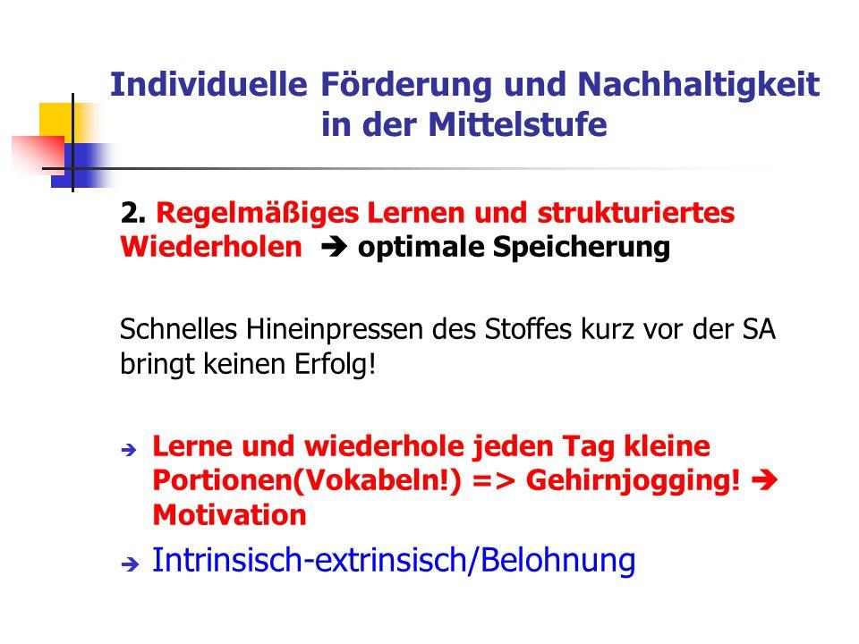 Intrinsisch-extrinsisch/Belohnung