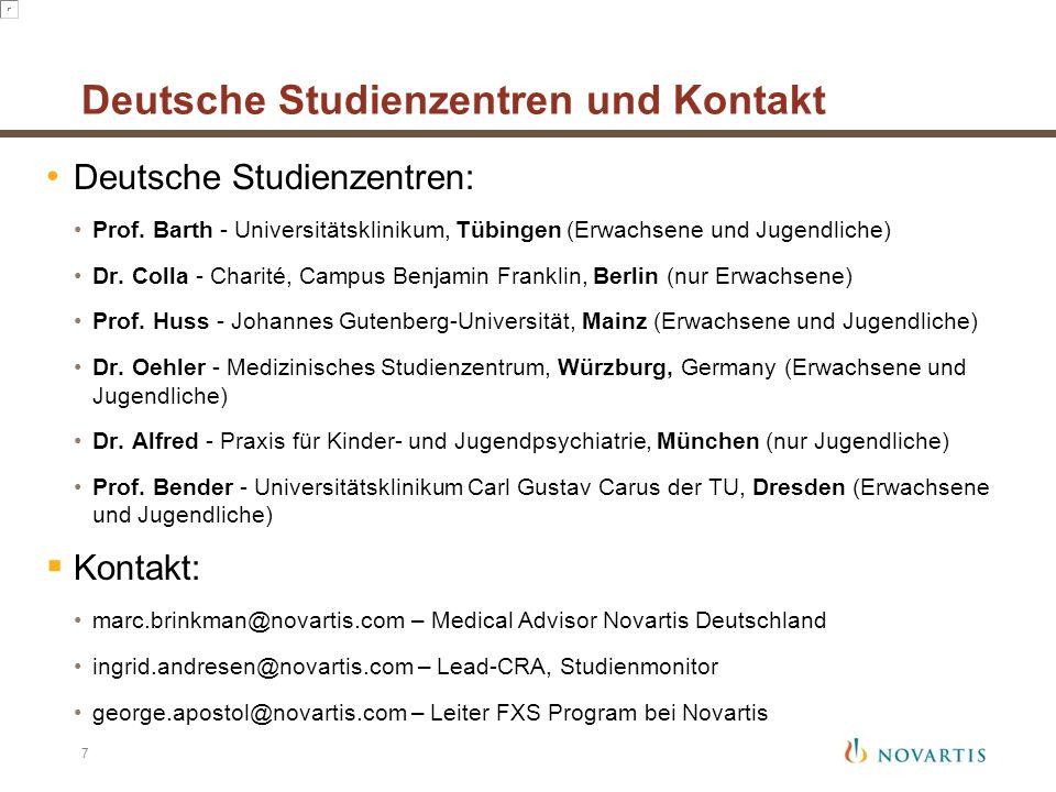 Deutsche Studienzentren und Kontakt