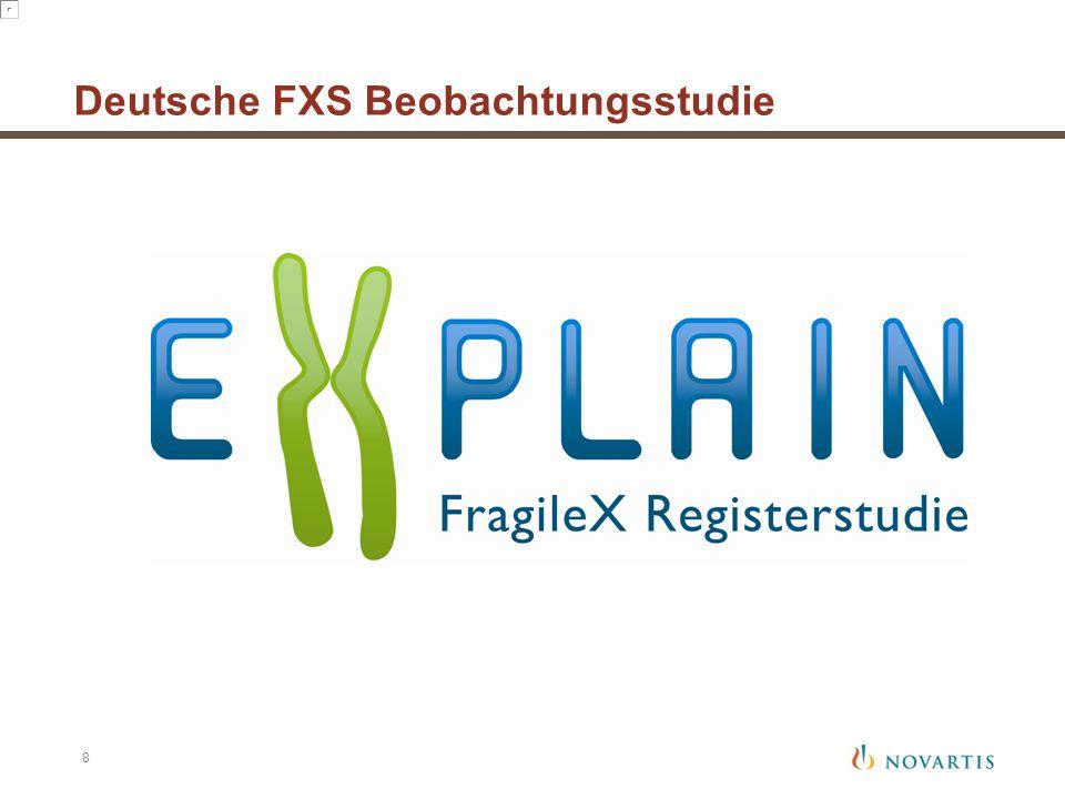 Deutsche FXS Beobachtungsstudie