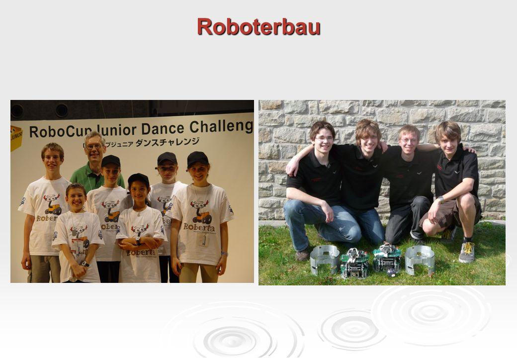 Roboterbau