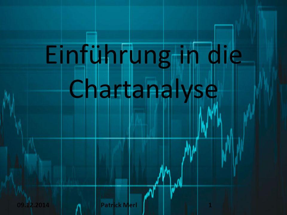 Einführung in die Chartanalyse