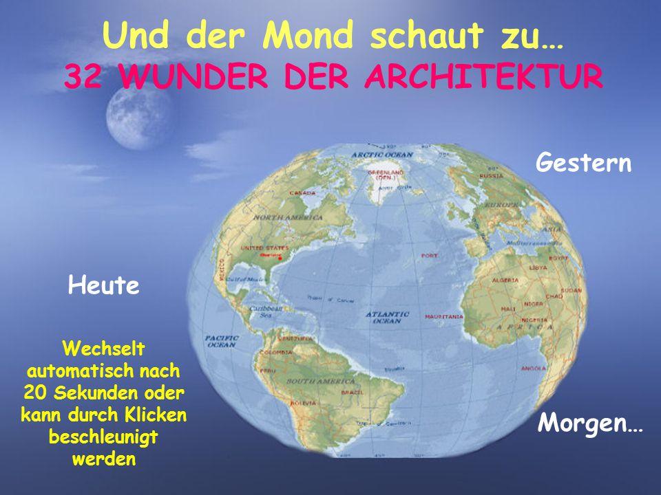 32 WUNDER DER ARCHITEKTUR