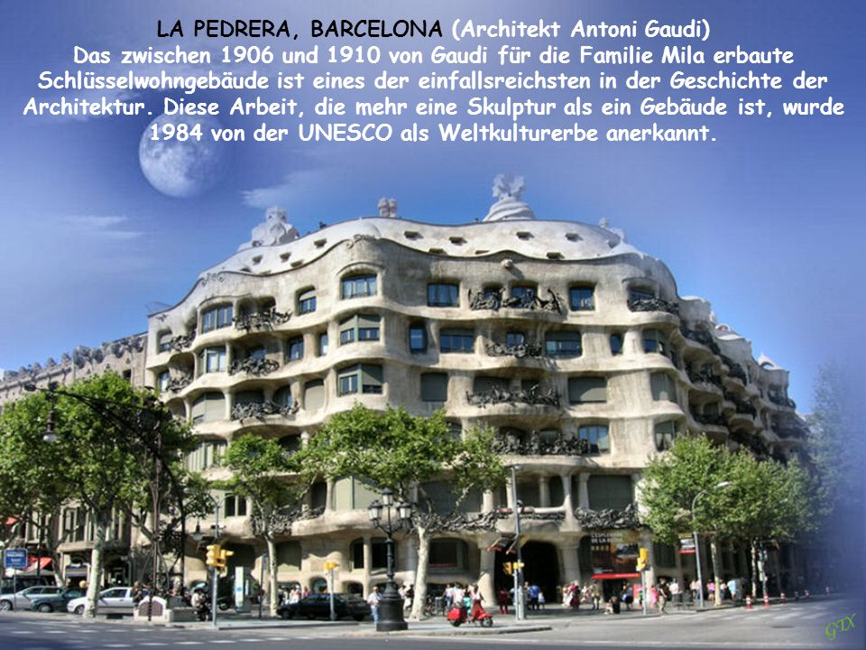32 wunder der architektur ppt video online herunterladen - Architekt barcelona ...