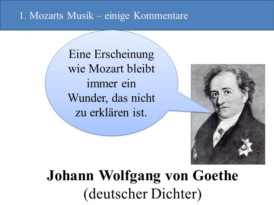 Johann Wolfgang von Goethe (deutscher Dichter)