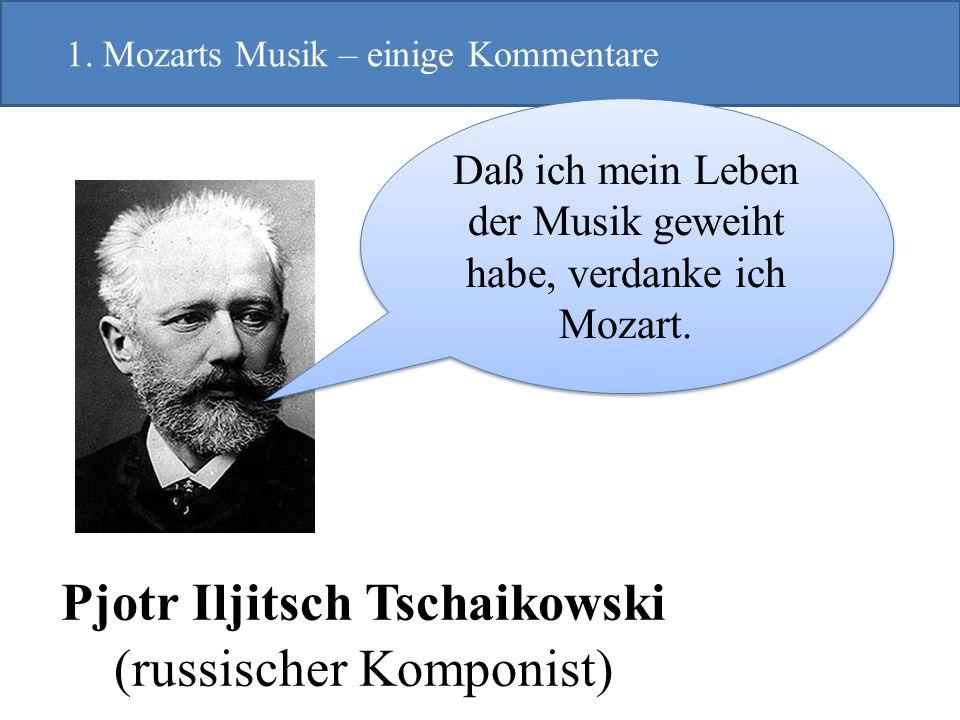 Pjotr Iljitsch Tschaikowski (russischer Komponist)