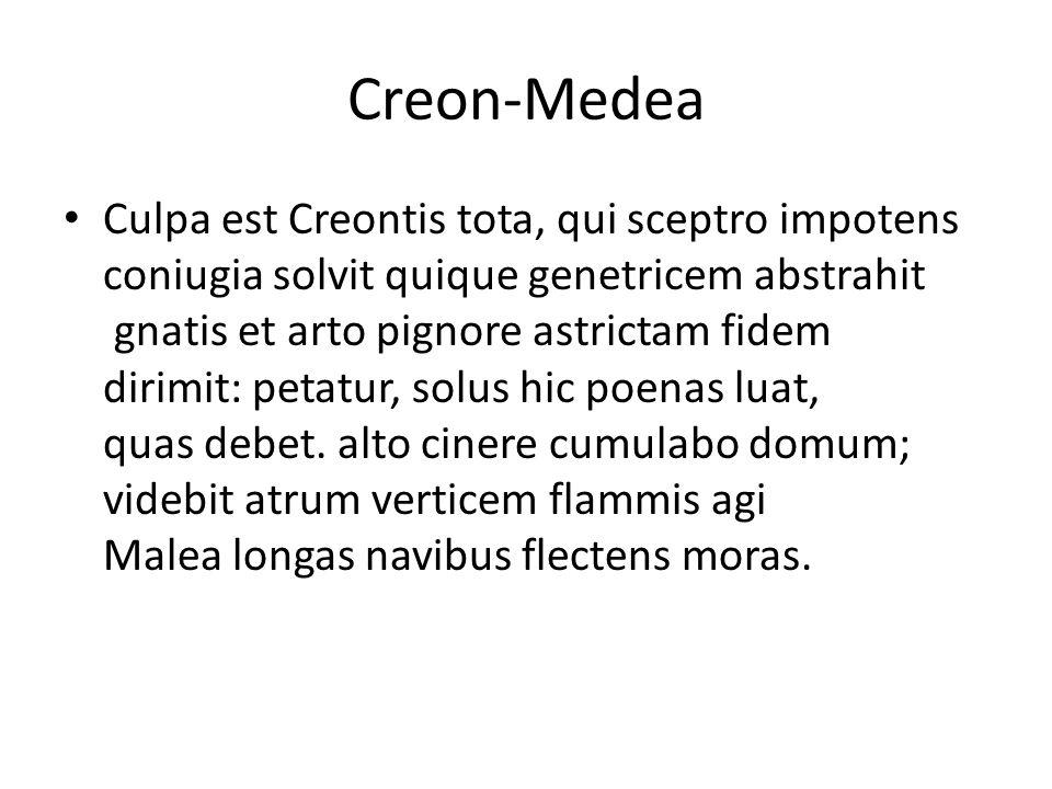 Creon-Medea