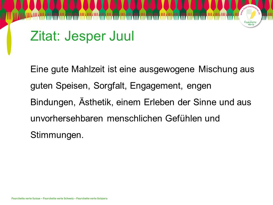 Zitat: Jesper Juul