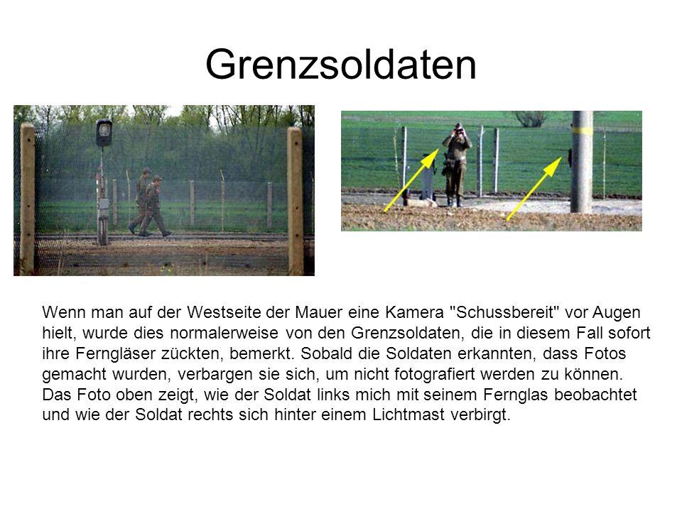 Grenzsoldaten