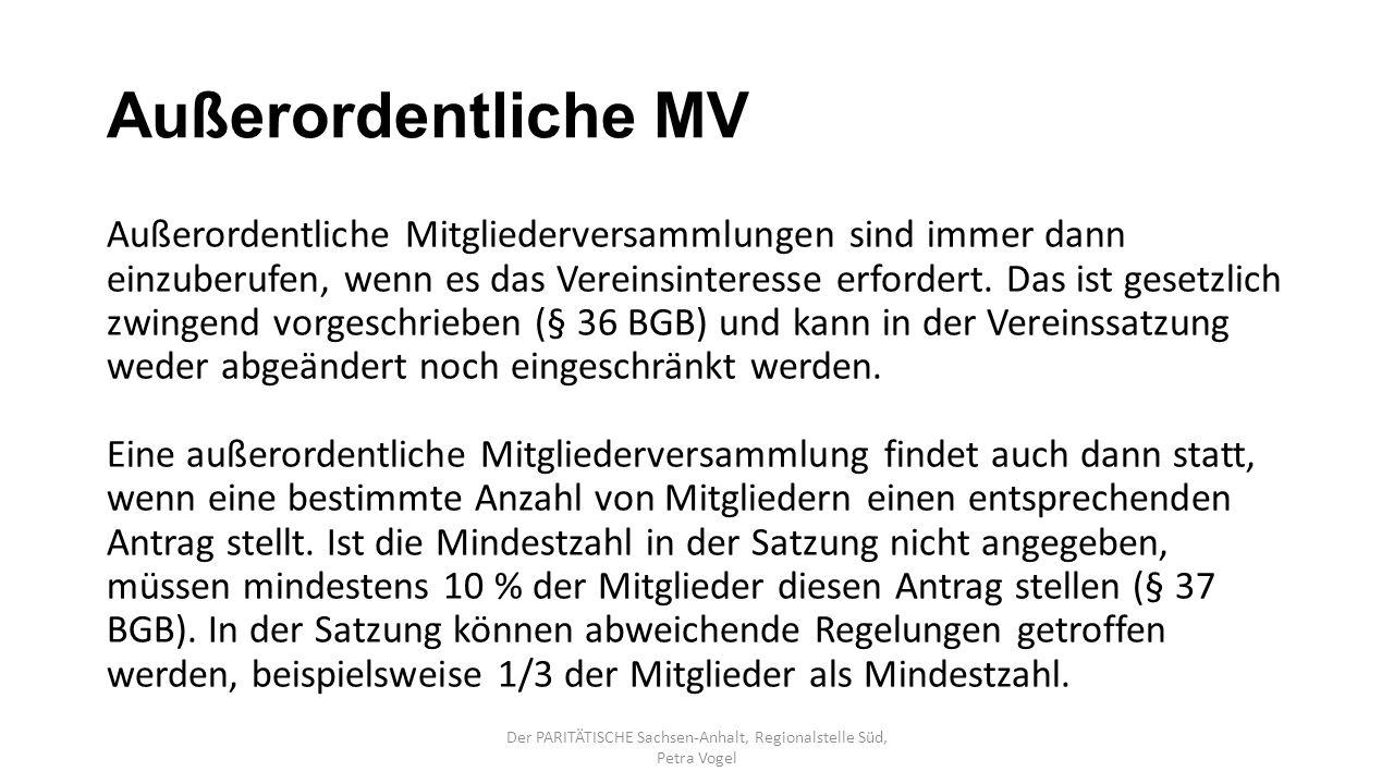 Der PARITÄTISCHE Sachsen-Anhalt, Regionalstelle Süd, Petra Vogel