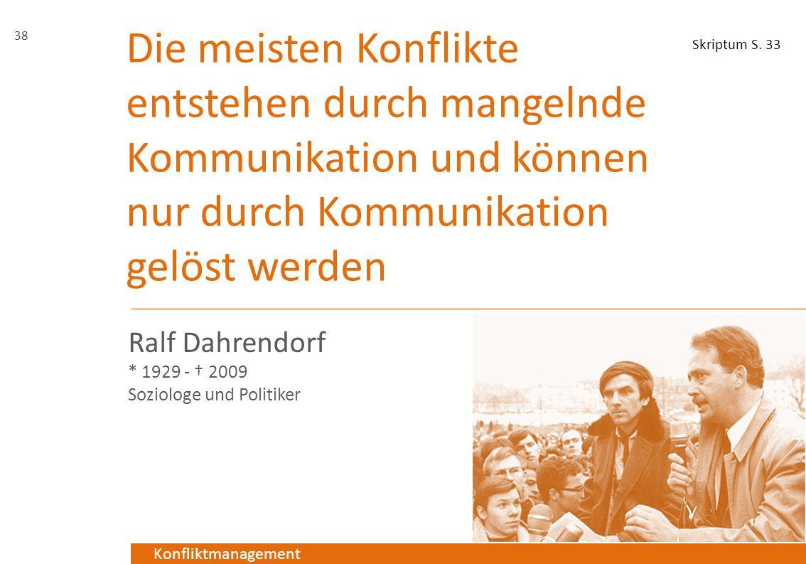 Ralf Dahrendorf * 1929 - † 2009 Soziologe und Politiker