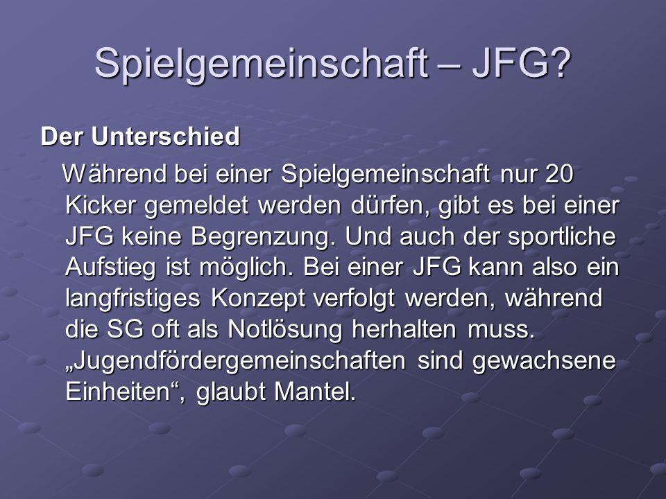 Spielgemeinschaft – JFG