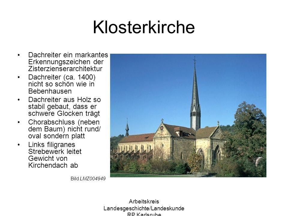 Arbeitskreis Landesgeschichte/Landeskunde RP Karlsruhe