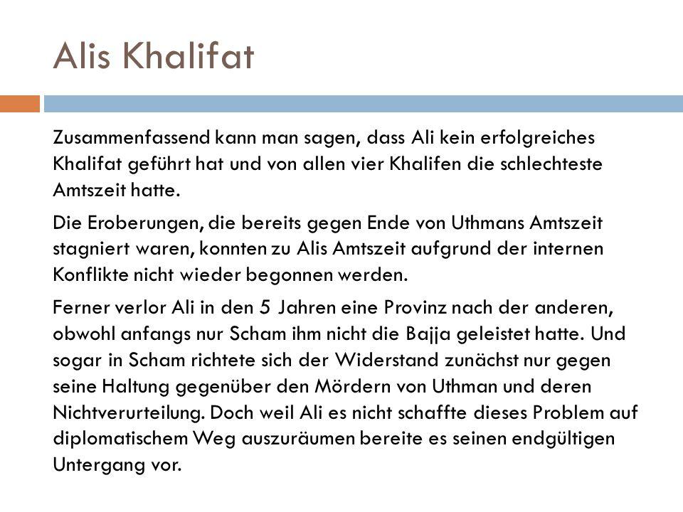 Alis Khalifat