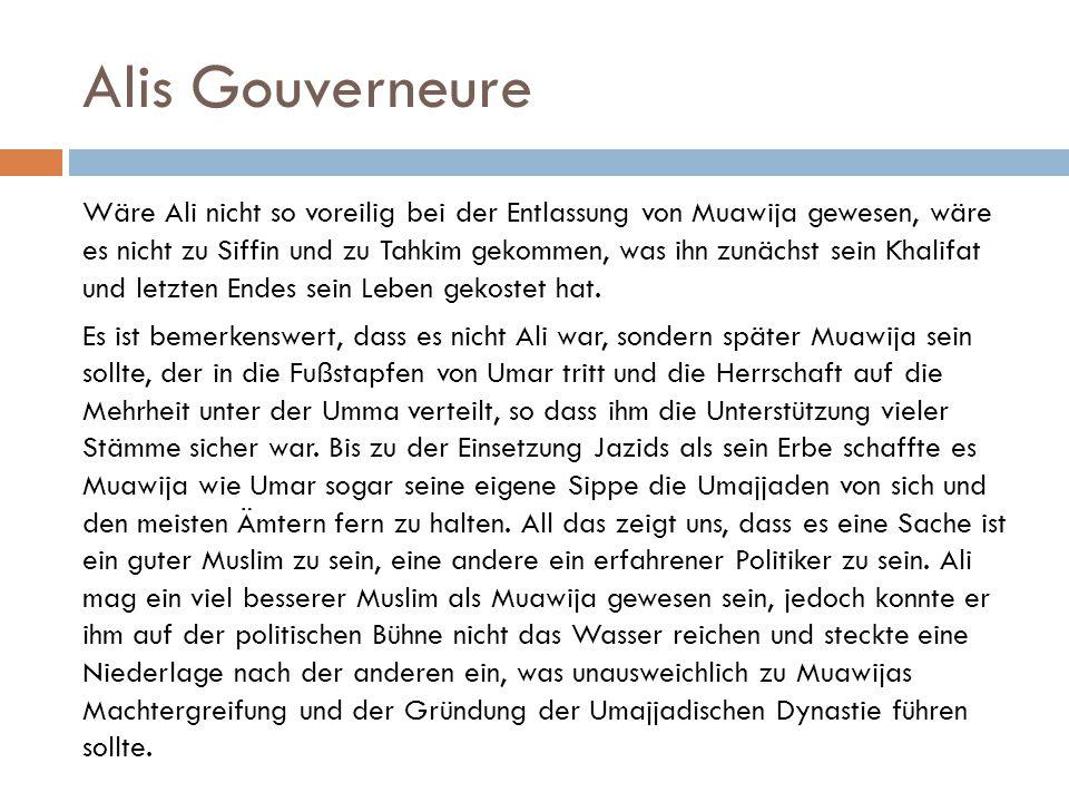 Alis Gouverneure