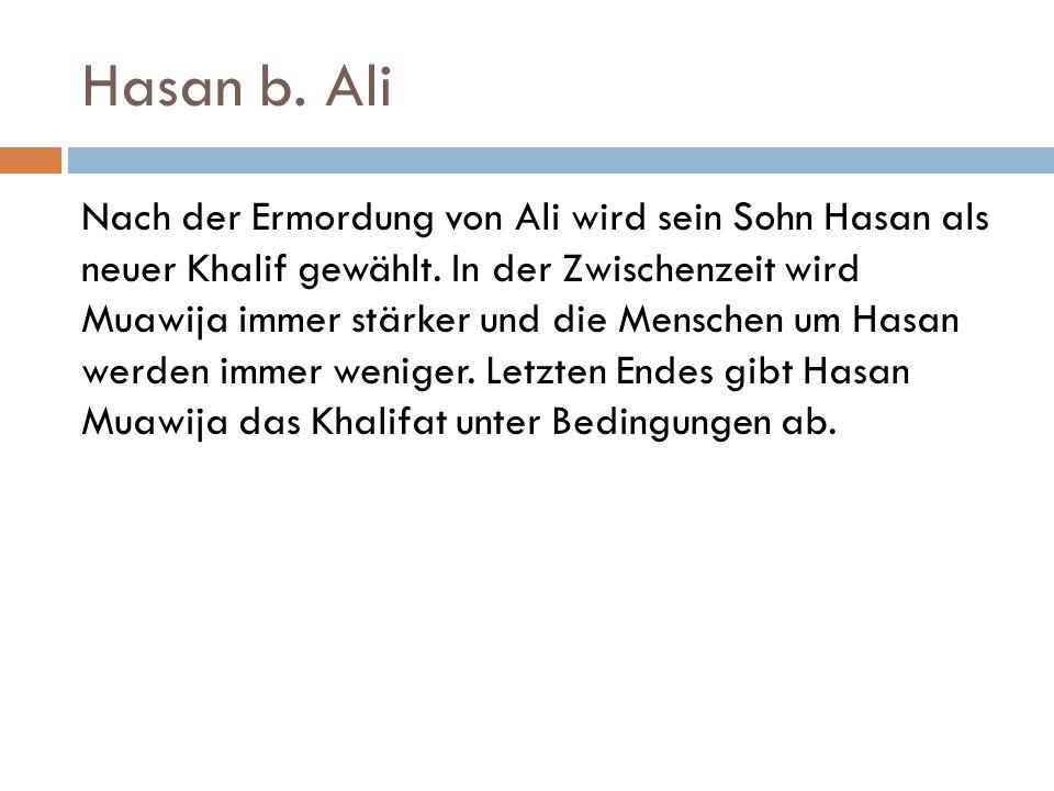 Hasan b. Ali