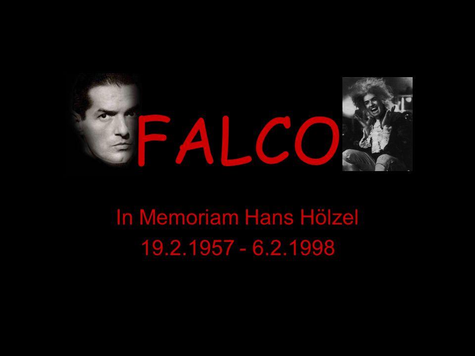 In Memoriam Hans Hölzel 19.2.1957 - 6.2.1998