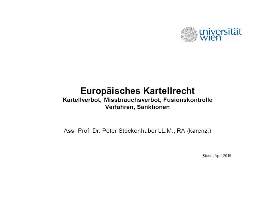 Ass.-Prof. Dr. Peter Stockenhuber LL.M., RA (karenz.)