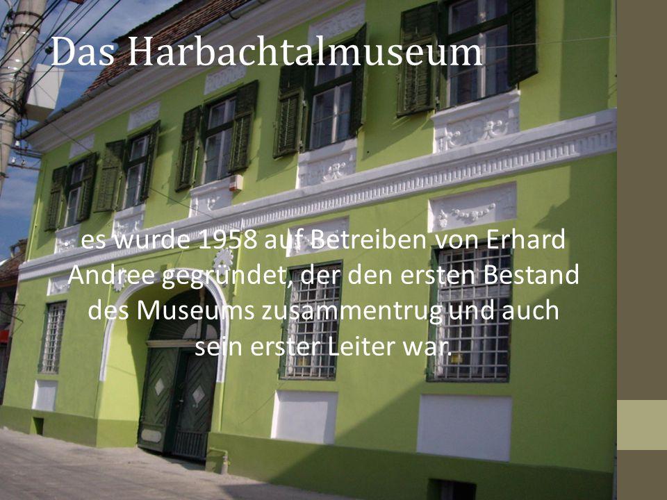 Das Harbachtalmuseum
