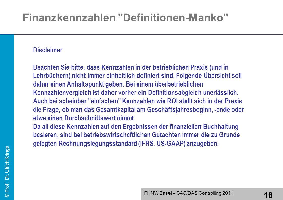 Finanzkennzahlen Definitionen-Manko