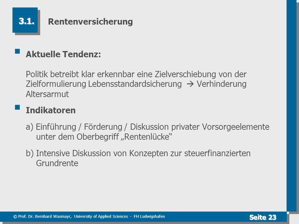 Rentenversicherung 3.1.