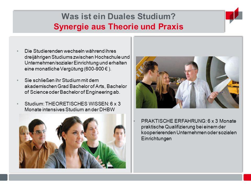 Was ist ein Duales Studium Synergie aus Theorie und Praxis