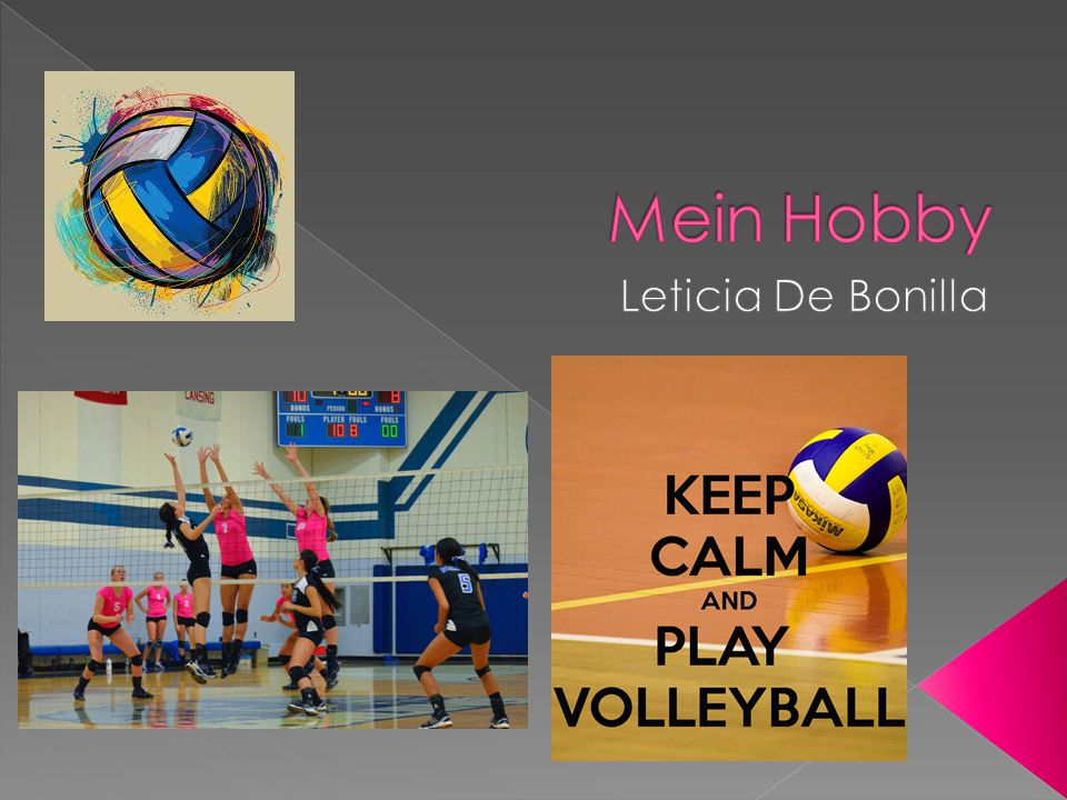 Mein Hobby Leticia De Bonilla