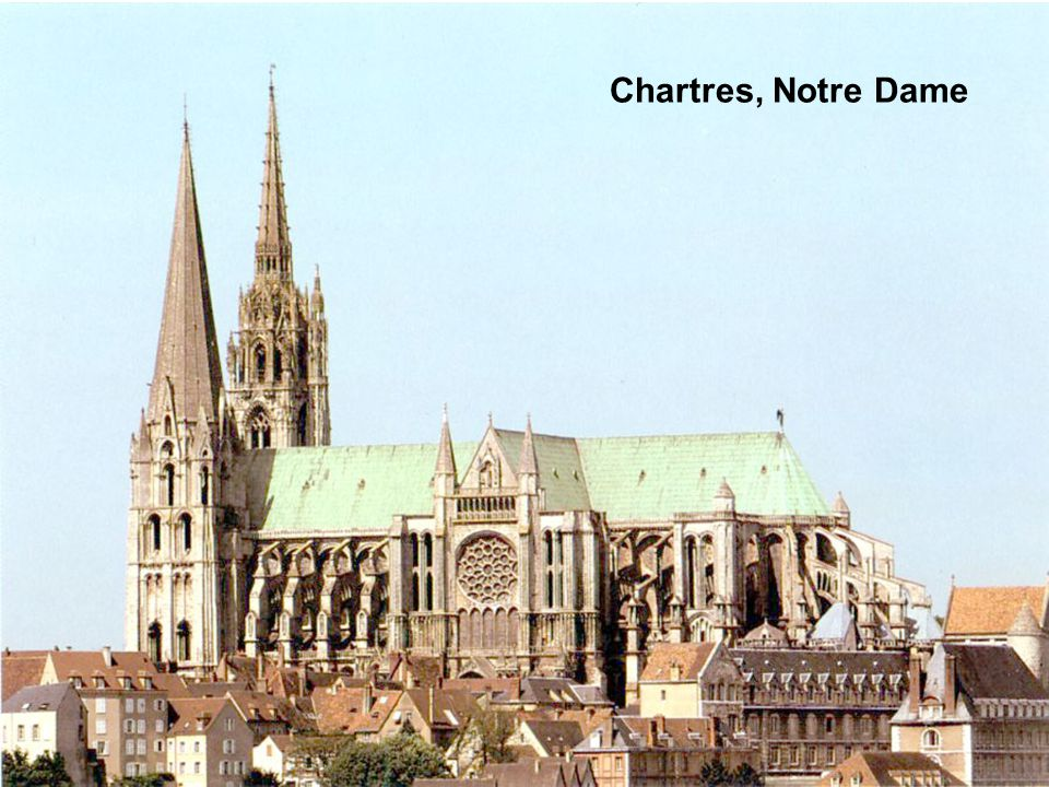 Chartres, Notre Dame