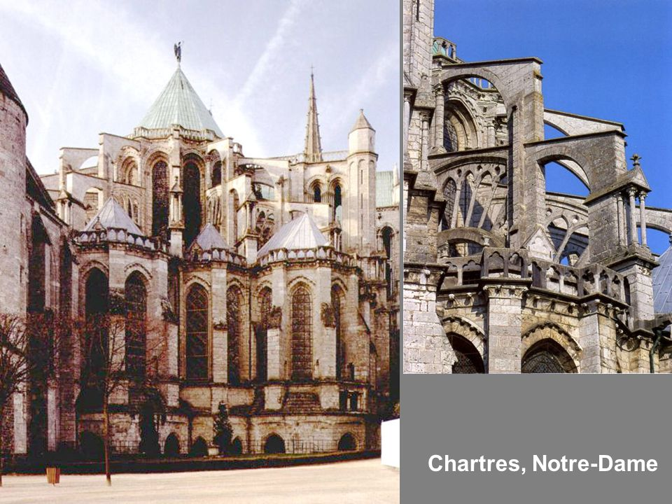 Chartres, Notre-Dame