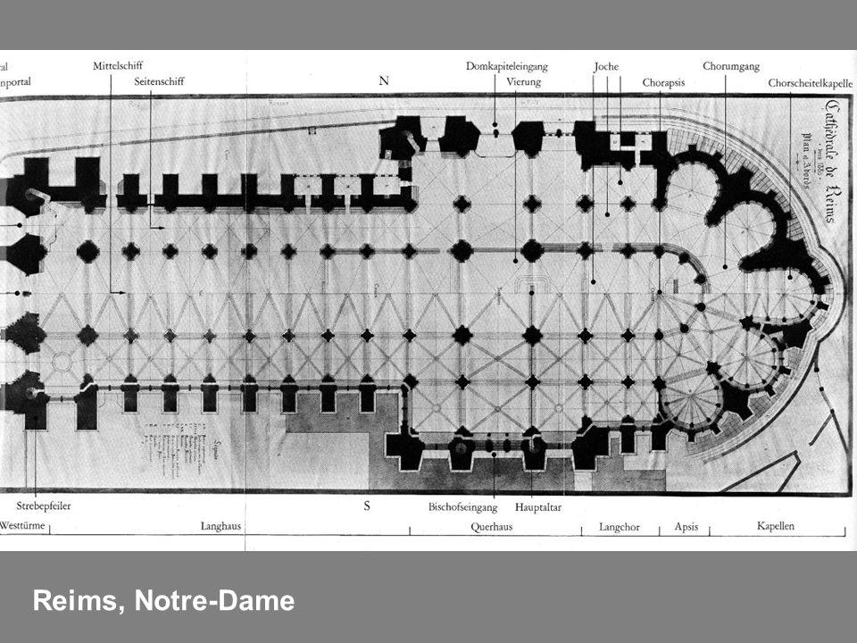 Reims, Notre-Dame