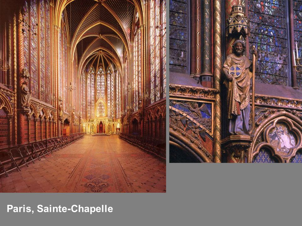 Paris, Sainte-Chapelle