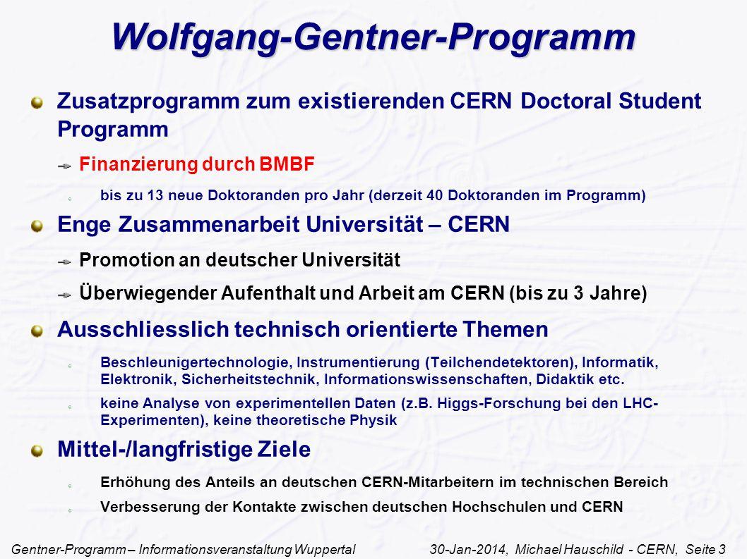 Wolfgang-Gentner-Programm