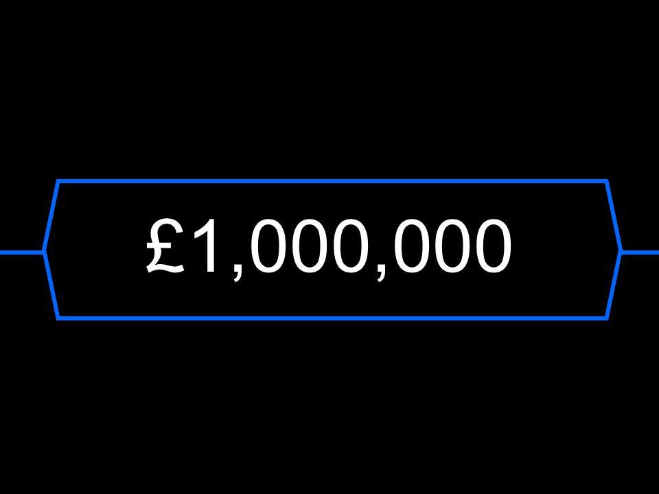 £1,000,000