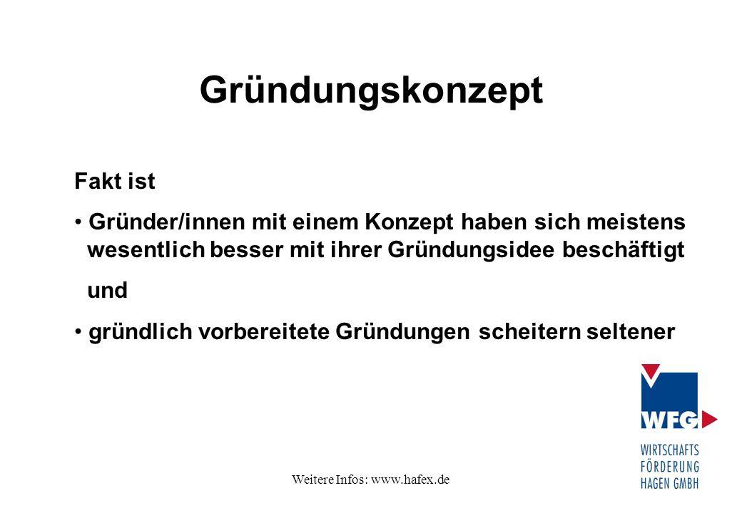 Weitere Infos: www.hafex.de