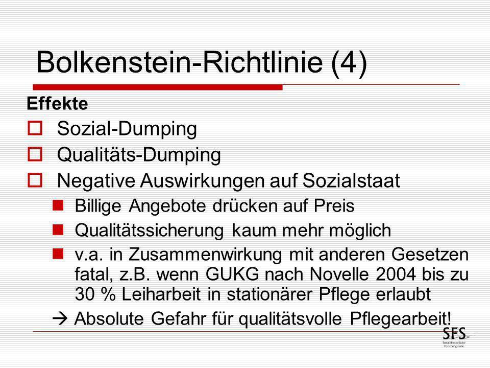 Bolkenstein-Richtlinie (4)