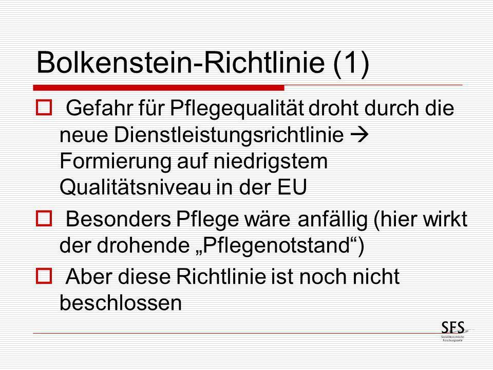 Bolkenstein-Richtlinie (1)