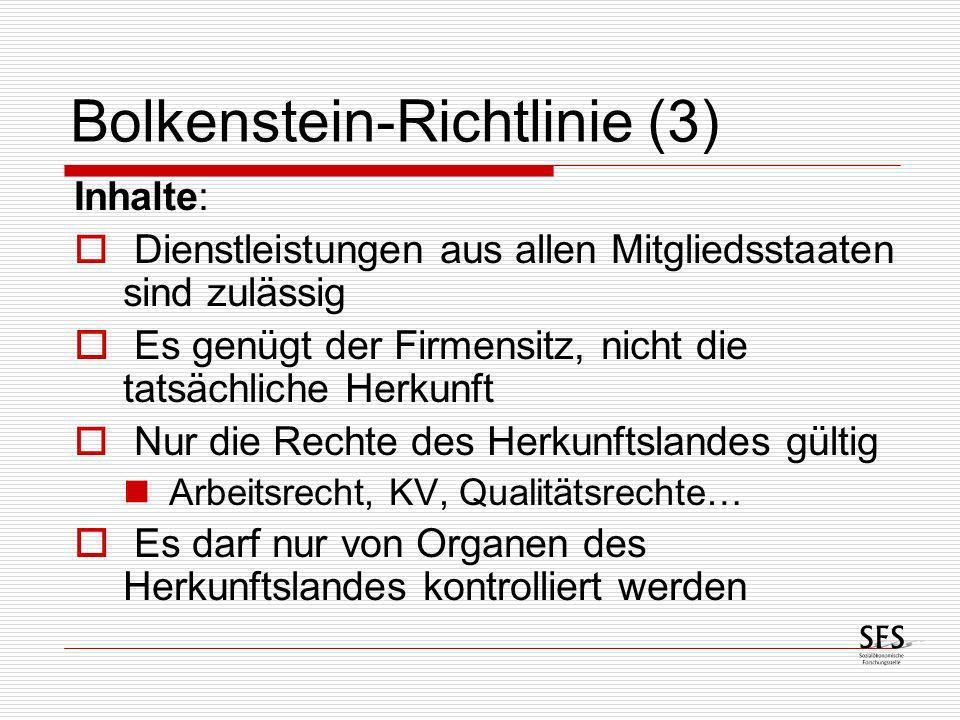 Bolkenstein-Richtlinie (3)
