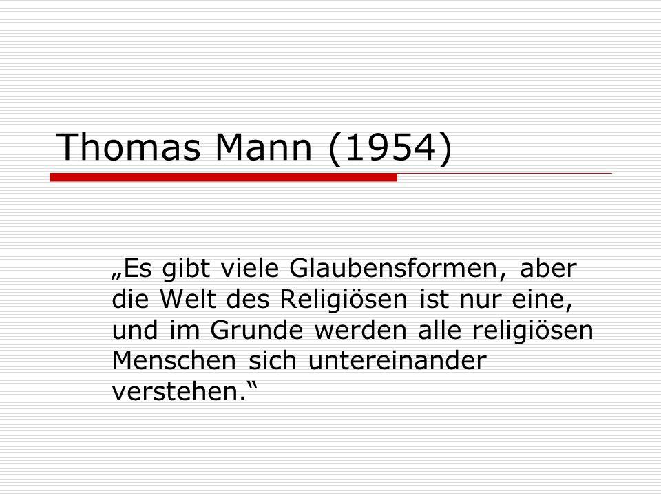 Thomas Mann (1954)