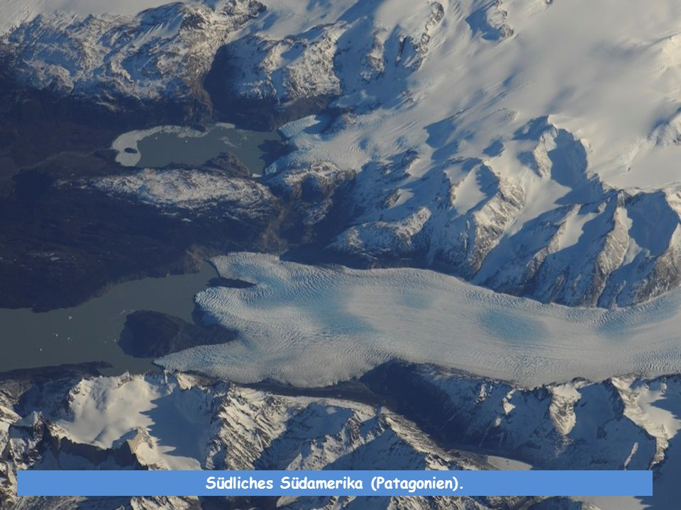 Südliches Südamerika (Patagonien).