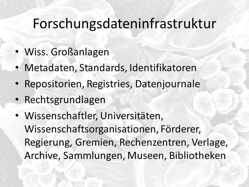 Forschungsdateninfrastruktur