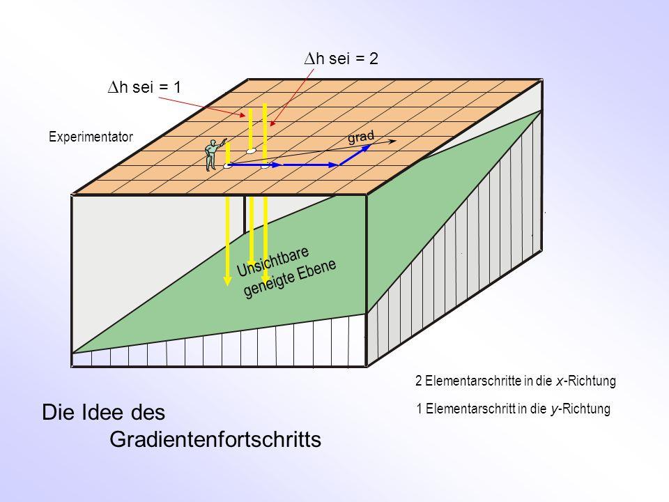 Gradientenfortschritts