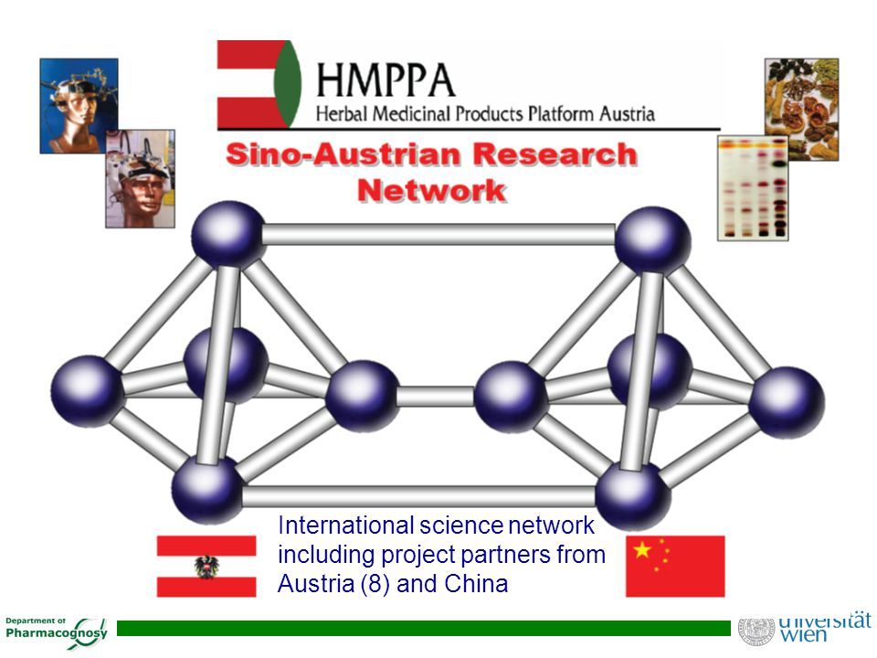 International science network