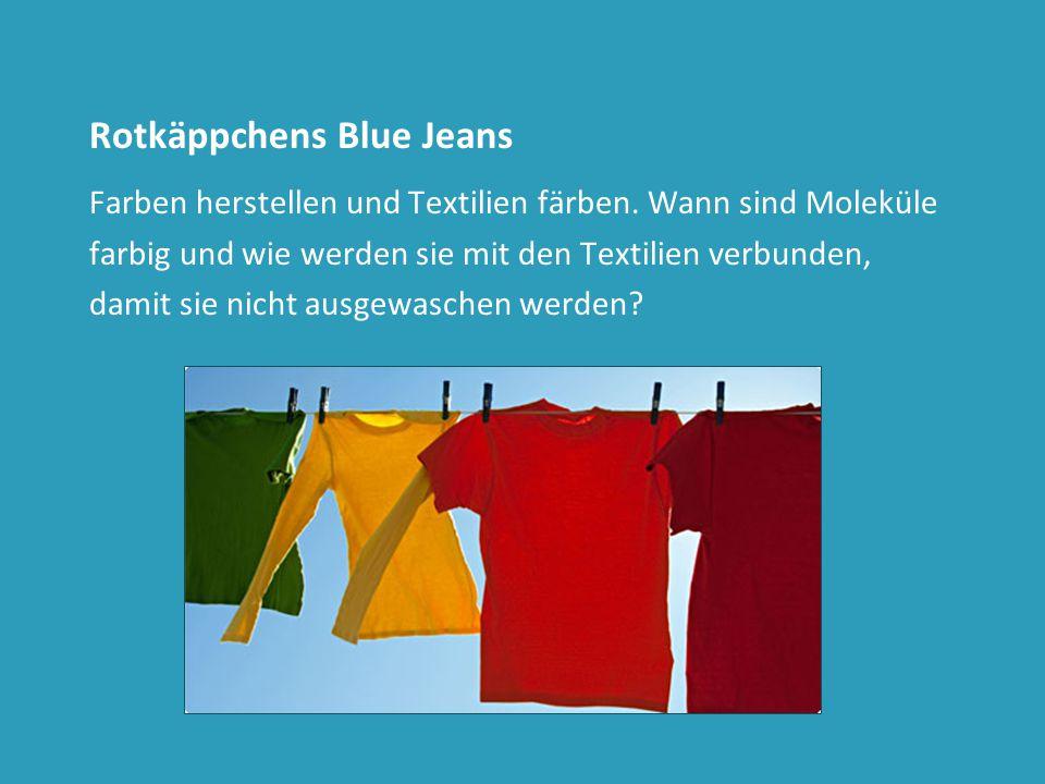 Rotkäppchens Blue Jeans