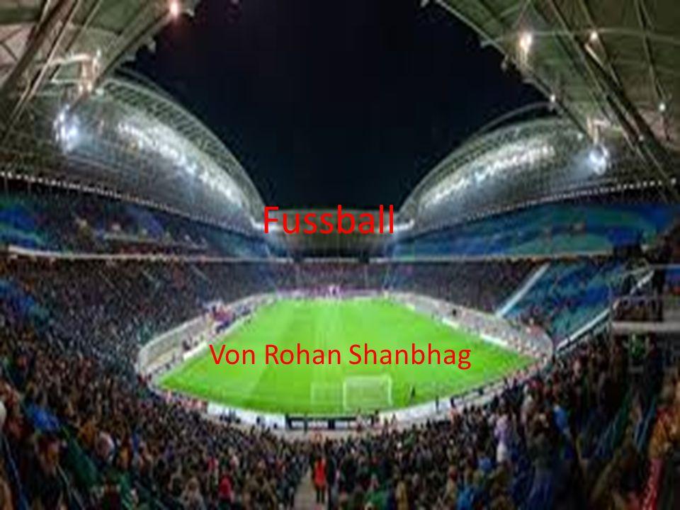 Fussball Von Rohan Shanbhag g