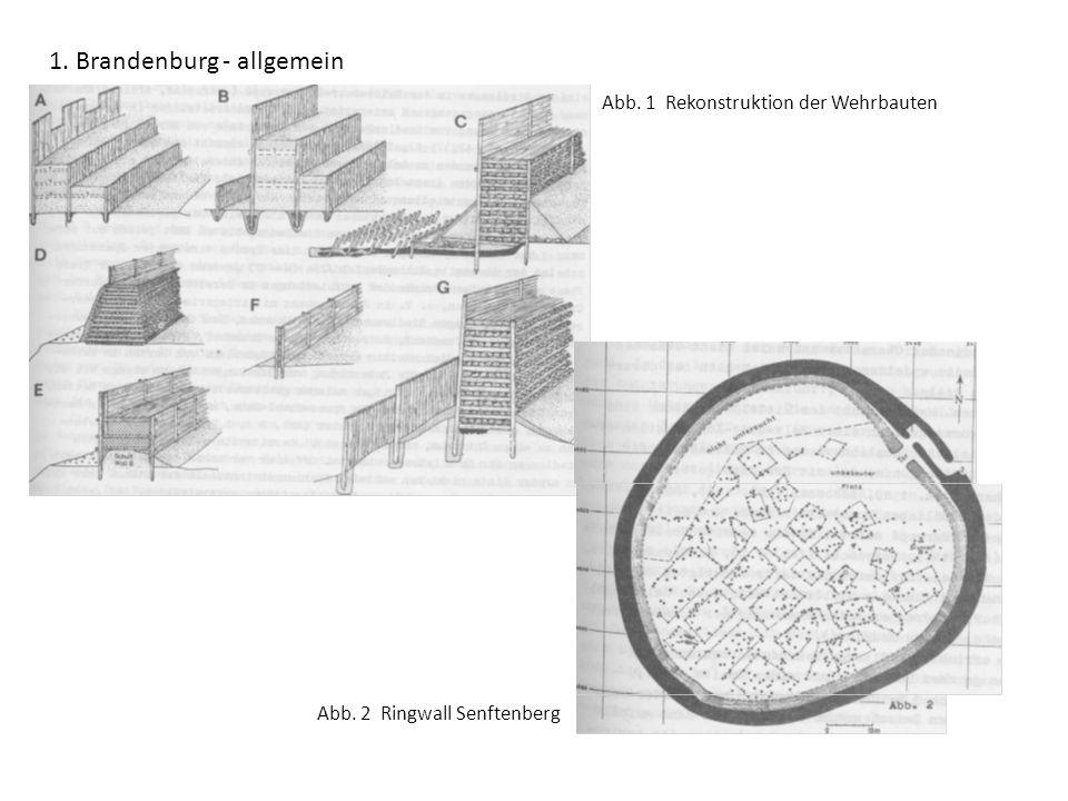 1. Brandenburg - allgemein