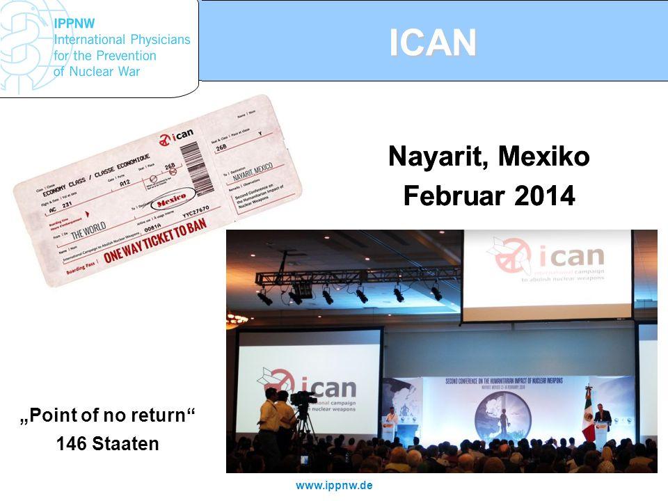 ICAN Nayarit, Mexiko Nayarit, Mexiko Februar 2014 Februar 2014